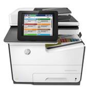 HP PageWide Enterprise Color MFP 586f, Copy/Fax/Print/Scan Item: HEWG1W40A