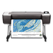 "HP DesignJet T1700dr 44"" Printer Item: HEWW6B56A"