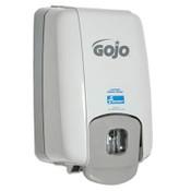 AbilityOne® 4510015219871, SKILCRAFT GOJO Hand Soap Dispenser, 2,000 mL, 6 x 4.5 x 10.5, Gray Item: NSN5219871