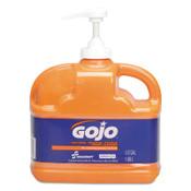 AbilityOne® 8520015220840, SKILCRAFT, GOJO Pumice Hand Cleaner, Fresh Citrus, 0.5 gal Pump Bottle, 6/Carton Item: NSN5220840
