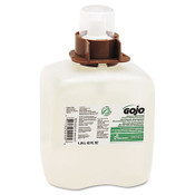 AbilityOne® 8520015562577 GOJO SKILCRAFT Green Seal Foam Handwash, Biodegradable, Unscented, 1,200 mL Refill, 3/Box Item: NSN5562577