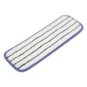 """AbilityOne® 7920015749448, SKILCRAFT, 3M Easy Scrub Flat Mop Head, 18"""", Blue, 10/Box Item: NSN5749448"""