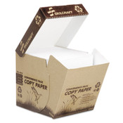 AbilityOne® 7530016110277 SKILCRAFT Recycled Copy Paper, 92 Bright, 20lb, 8.5 x 11, White, 2,500/Carton Item: NSN6110277