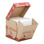 AbilityOne® 7530016111896 SKILCRAFT Recycled Copy Paper, 92 Bright, 20lb, 8.5 x 11, White, 500 Sheets/Ream, 5 Reams/Carton Item: NSN6111896