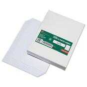 AbilityOne® 7530016471412 SKILCRAFT Recycled Address Labels, Inkjet/Laser Printers, 1 x 4, White, 20/Sheet, 250 Sheets/Box Item: NSN6471412