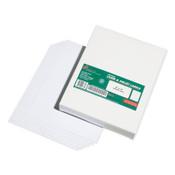 AbilityOne® 7530016471413 SKILCRAFT Recycled Address Labels, Inkjet/Laser Printers, 2 x 4, White, 10/Sheet, 250 Sheets/Box Item: NSN6471413