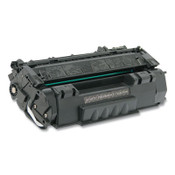 AbilityOne® 7510016902910 Remanufactured Q7553X (53X) High-Yield Toner, 7,000 Page-Yield, Black Item: NSN6902910